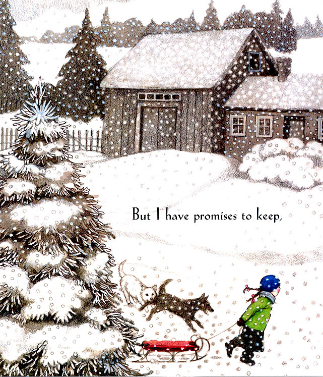 Susan Jeffers. Winter stories 11