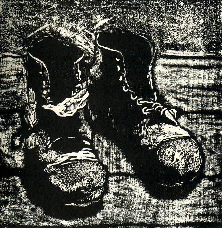 Франсуа Маршал. Обувь