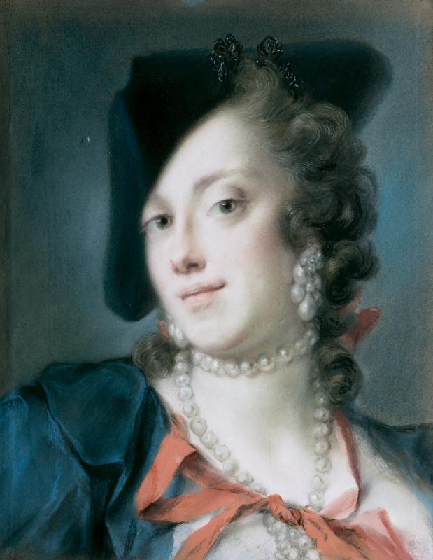 Розальба Каррьера (Каррера). Венецианка из дома Барбариго (Катерина Сагредо Барбариго)