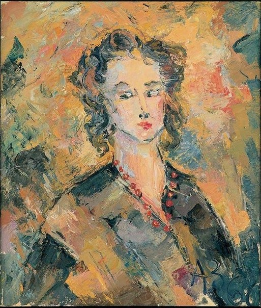 Anatoly Zverev. Portrait