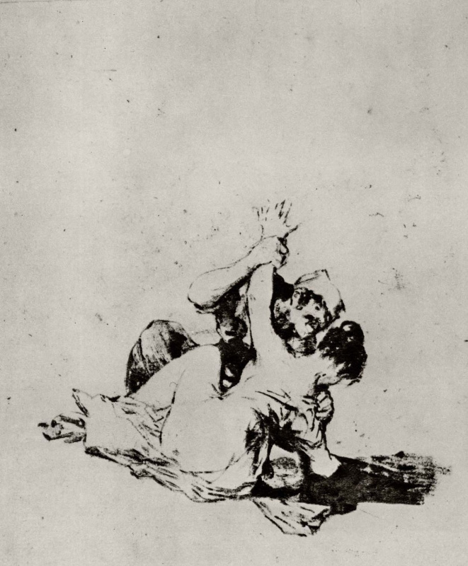 Франсиско Гойя. Насилие