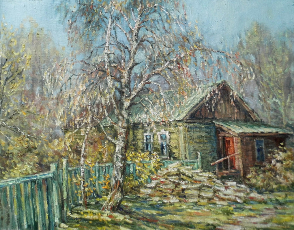 Victor Vladimirovich Kuryanov. Cold soon