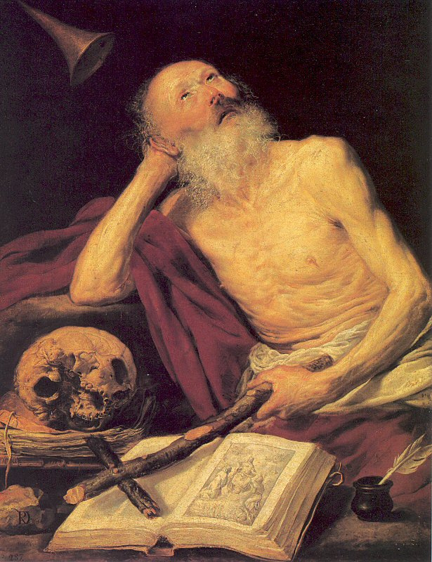 Антонио де Переда. Старец