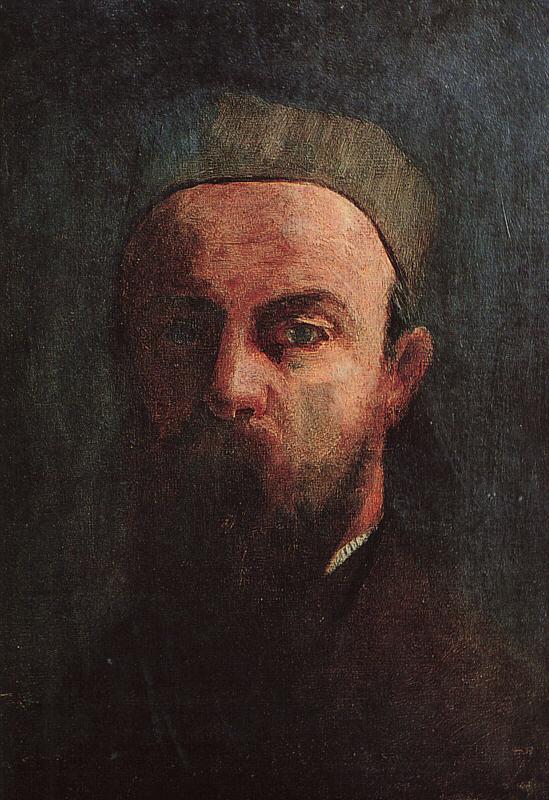 Одилон Редон. Портрет