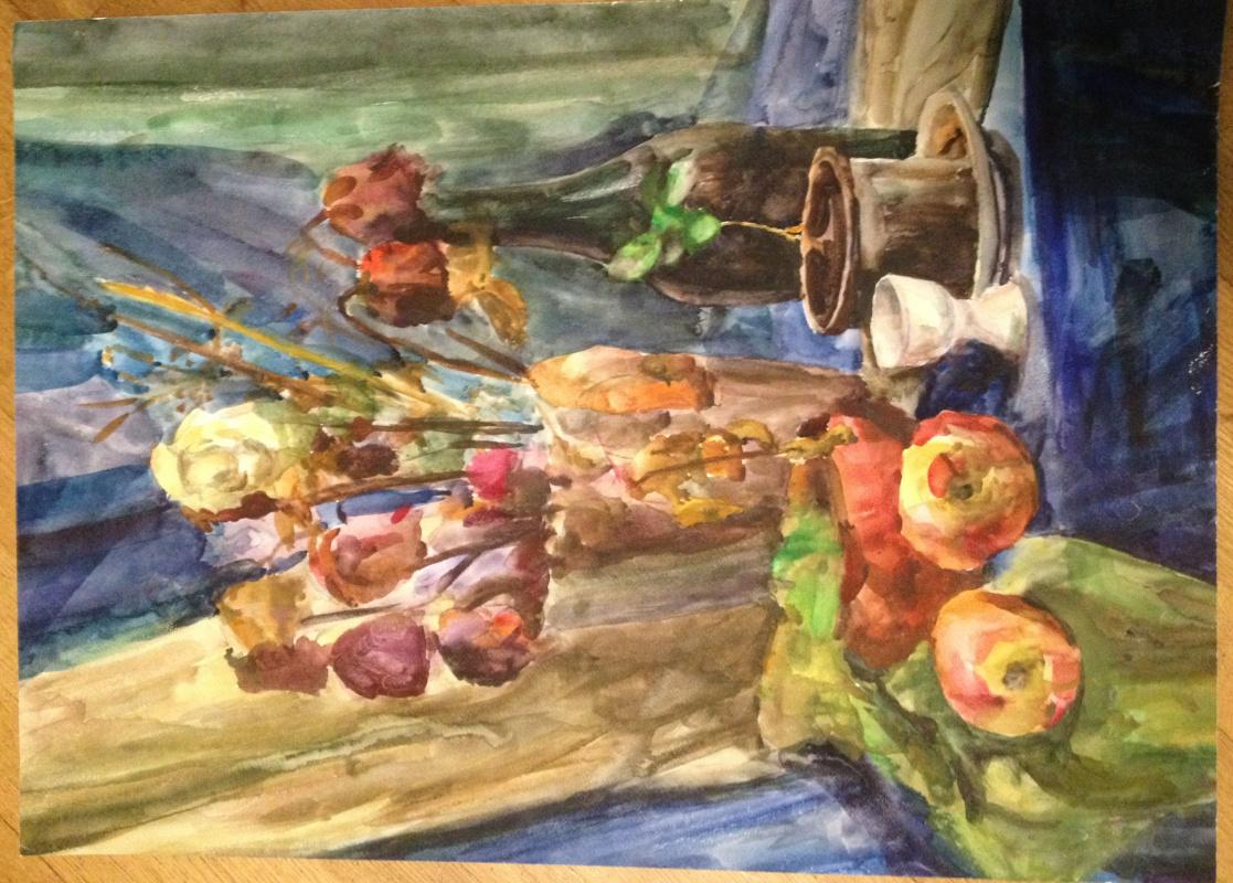 Igor Lysov. Etc paint