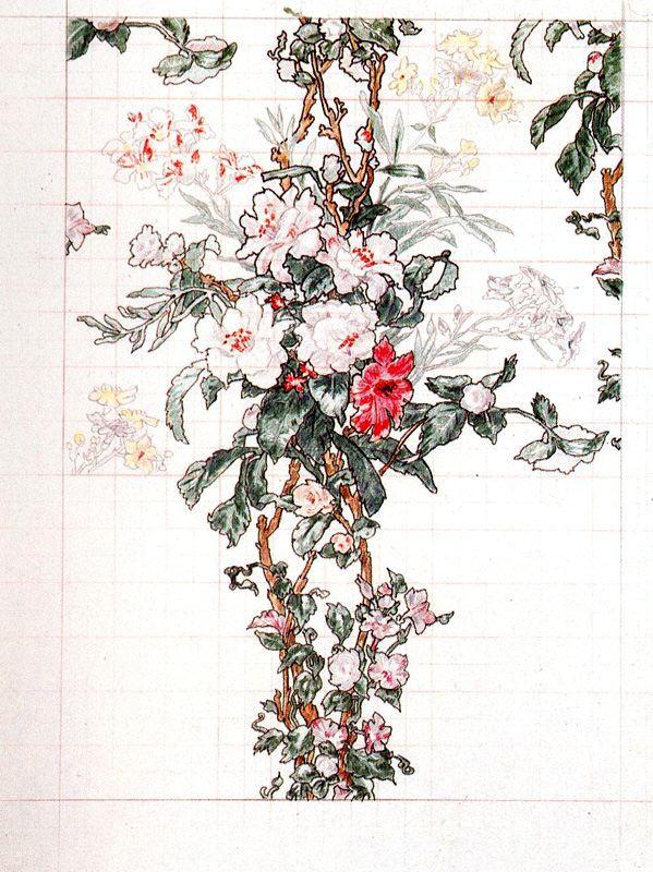 Стоун Робертс. Цветы