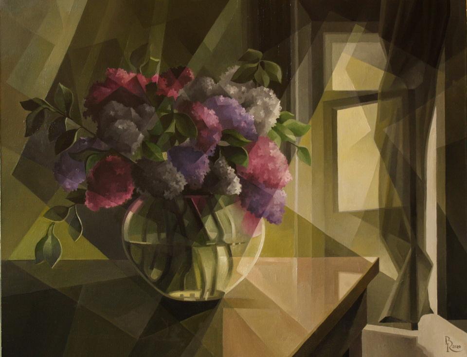 Vasily Krotkov. Lilac