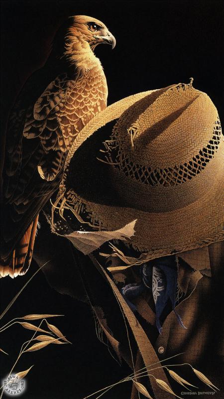Барбара Бантиен. Шляпа