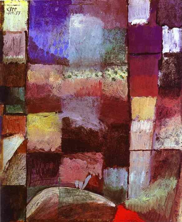 Paul Klee. Hammamet