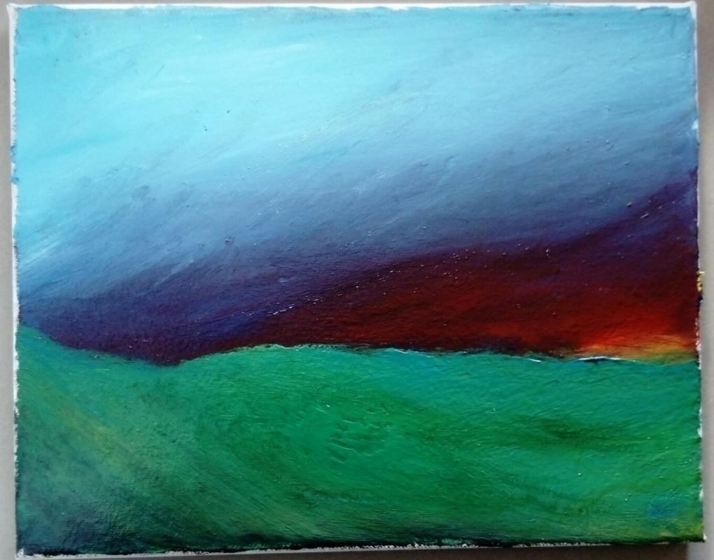 Anton ASIvanov. Sunset yesterday