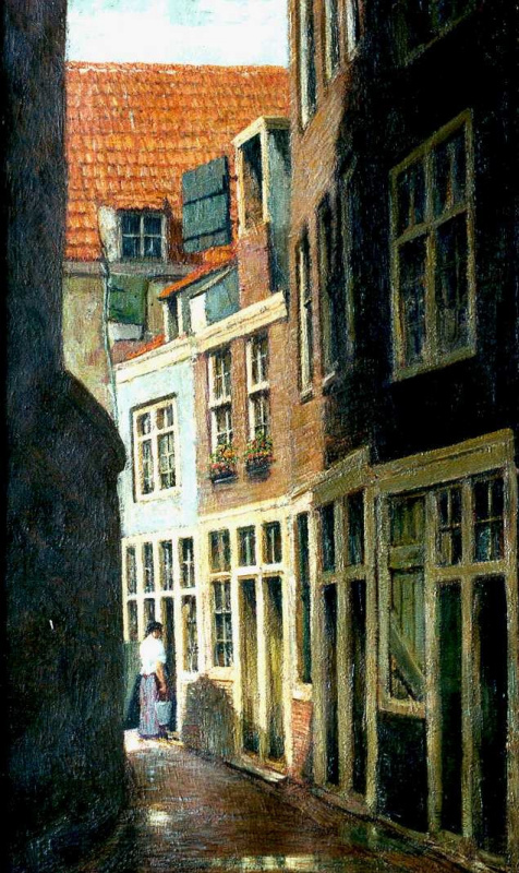 Дж Илона. Амстердам