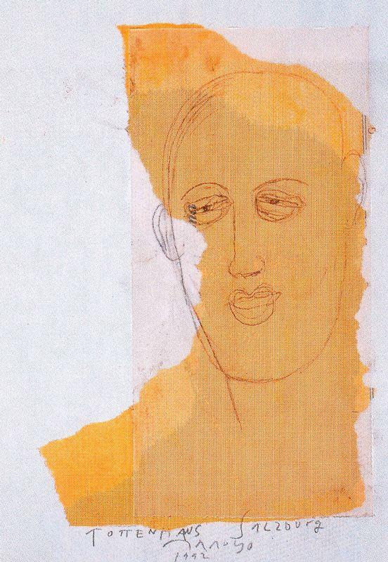 Эдуардо Арройо. Лицо женщины