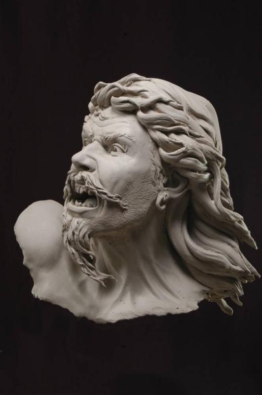 Филипп Фаро. Портретная скульптура 33