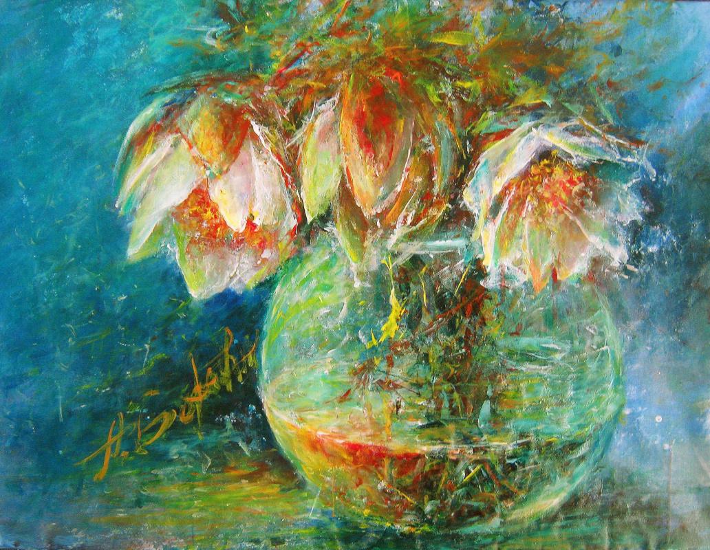 Andrei Ivanovich Boravik. Lily (lilies)