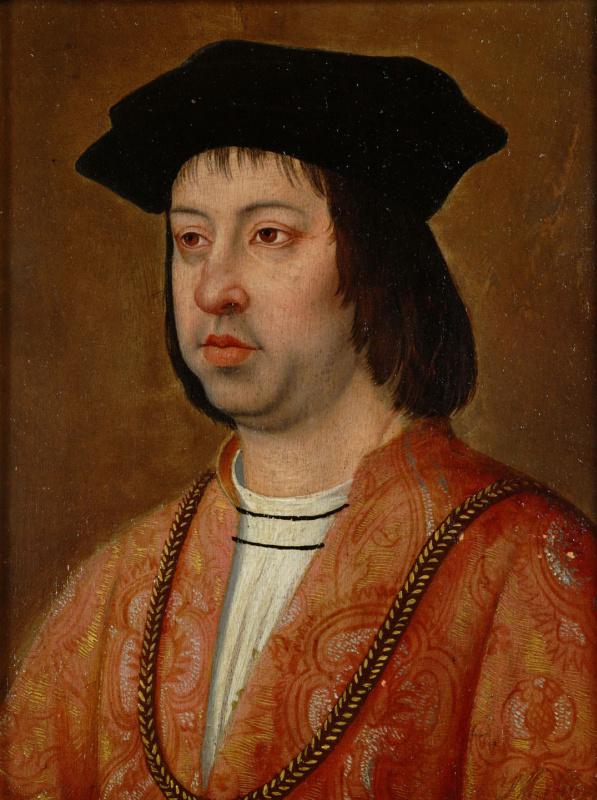 Михель Зиттов. Король Фердинанд II (1452-1516) Арагонский