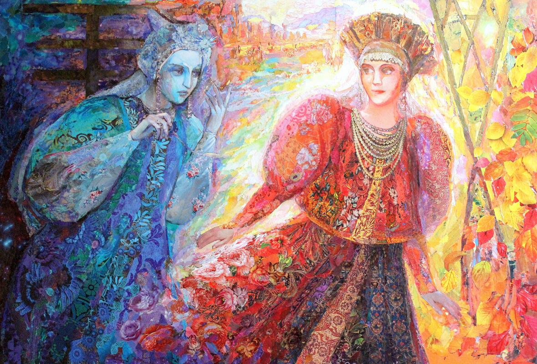 Arina Nefyodova. Alive and Mara