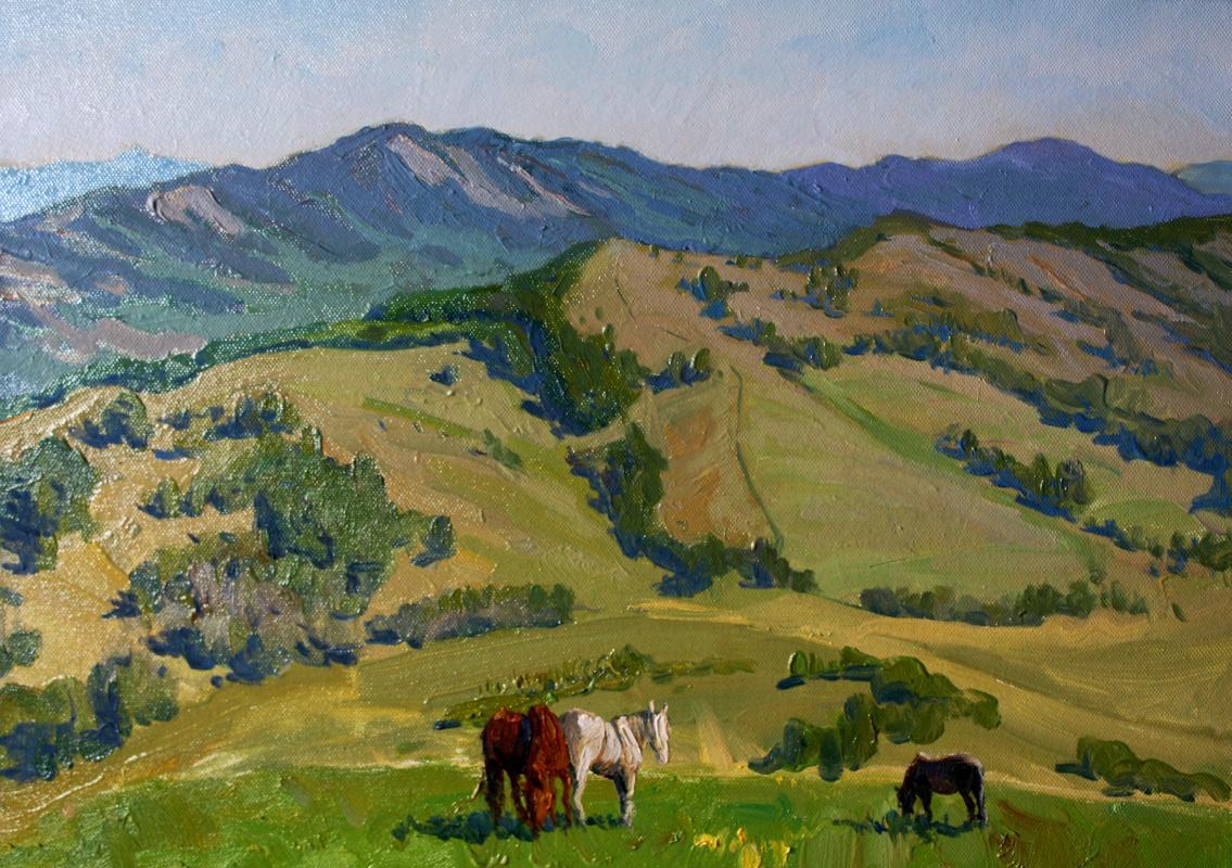 Евгений Бучн. На горах