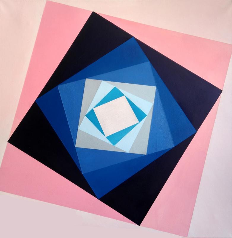 Лариса Сиверина. Squares