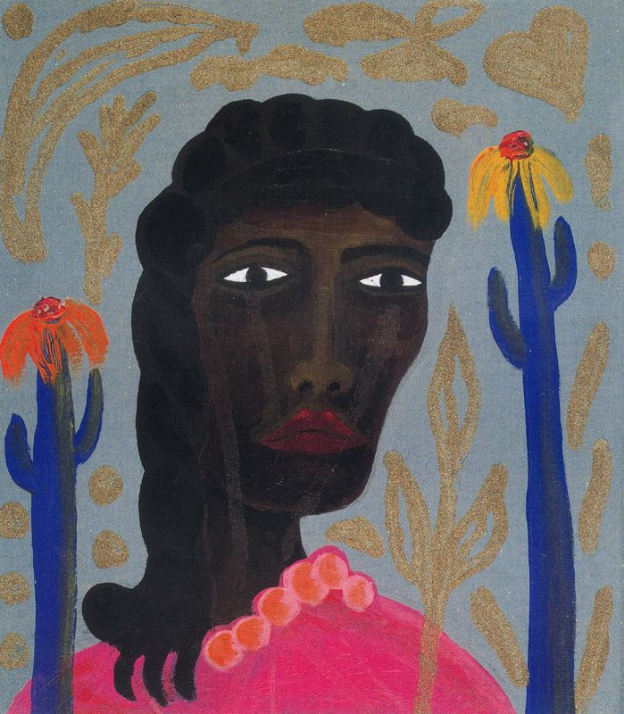 Фатхи Хасан. Портрет 7