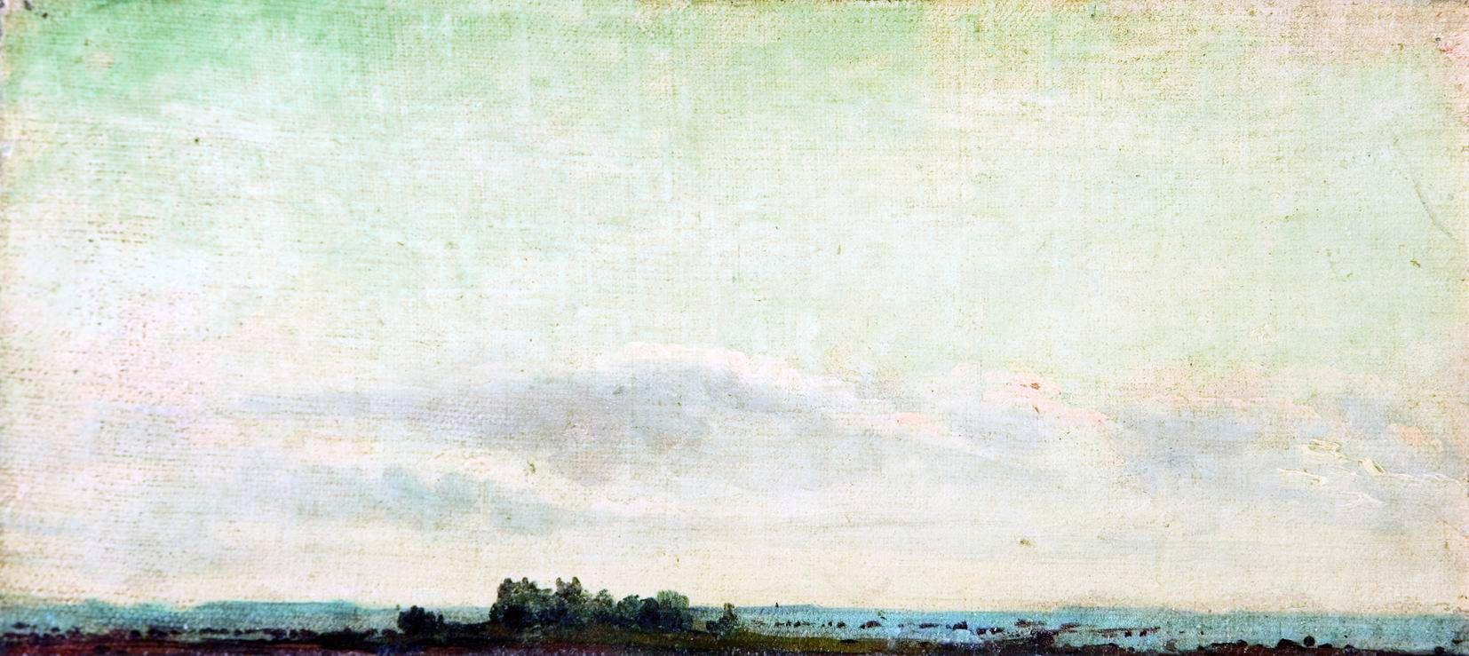 Исаак Ильич Левитан. Пейзаж. Дали