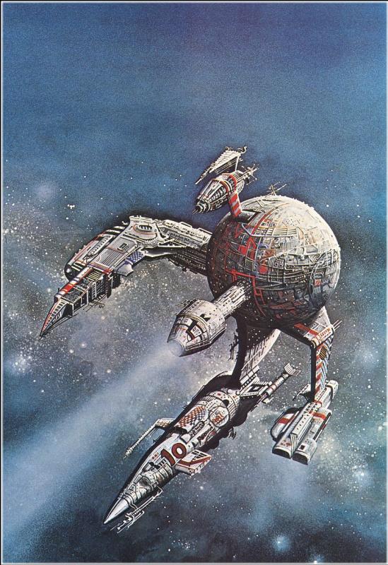 Боб Лаузелл. Космический корабль 14