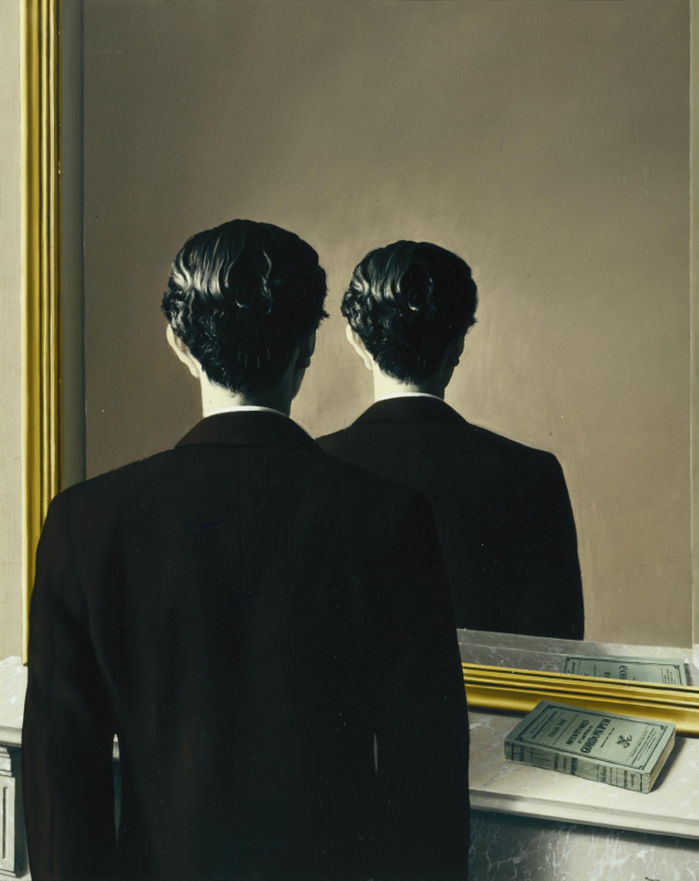René Magritte. Not to be Reproduced