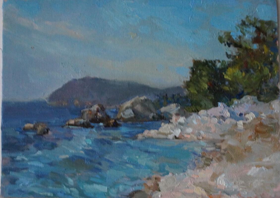 Natalia Trufanova. Sea