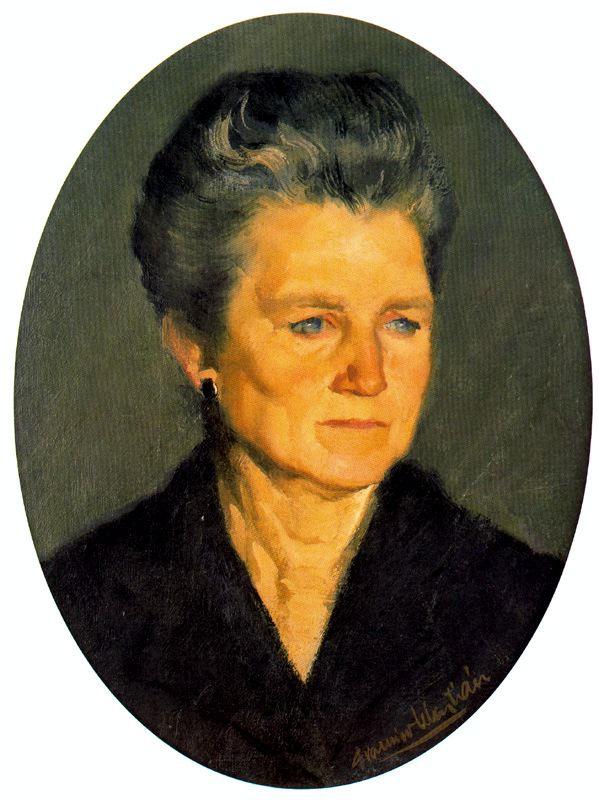 Франсиско Себастьян. Портрет женщины