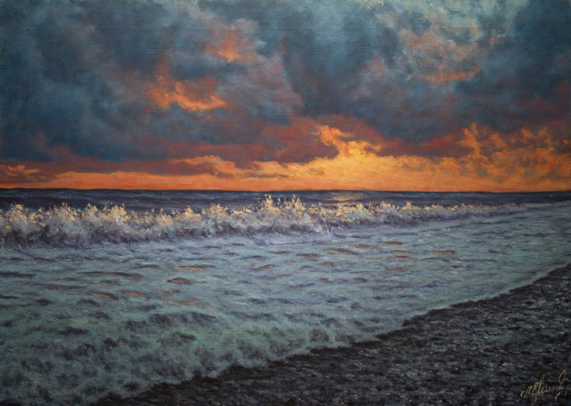 Valery Levchenko. No. 526 Seascape.