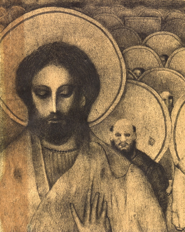 Владислав Жиденко. Иисус Христос