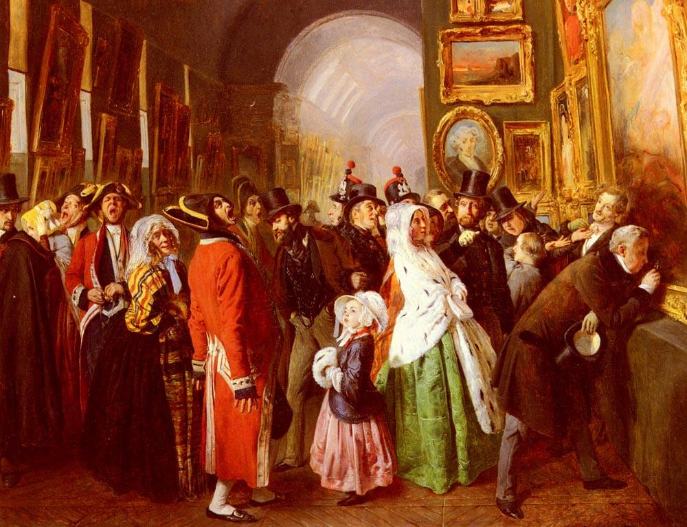Франсуа Огюст Биард. Выставка