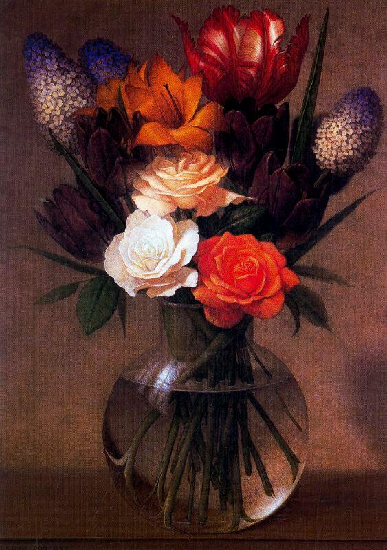 Стоун Робертс. Белая роза