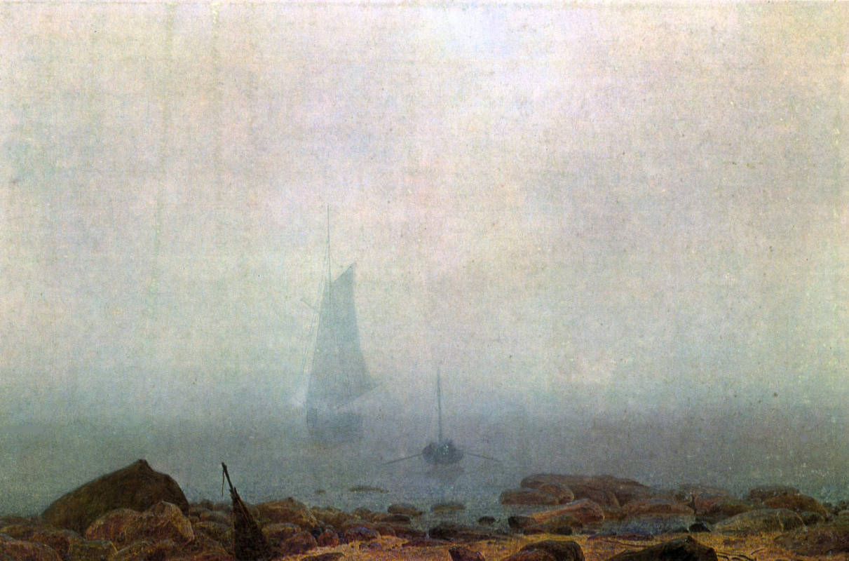 Каспар Давид Фридрих. Туман