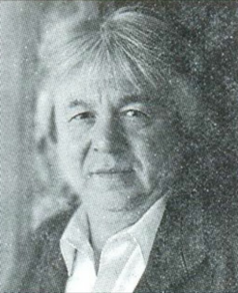 Бахтиер Мирходиевич Махкамов. Автопортрет