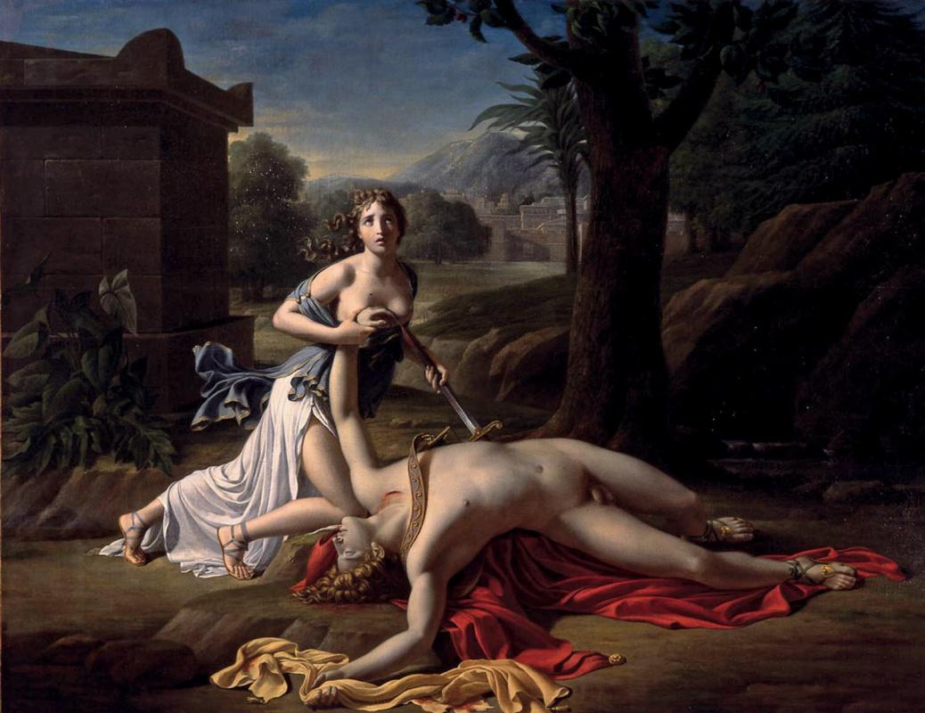 Pierre-Claude Gautherot. Пирам и Фисба