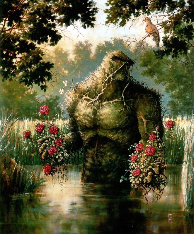 Майкл Зулли. Розы