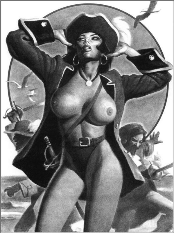 Девушка-пират