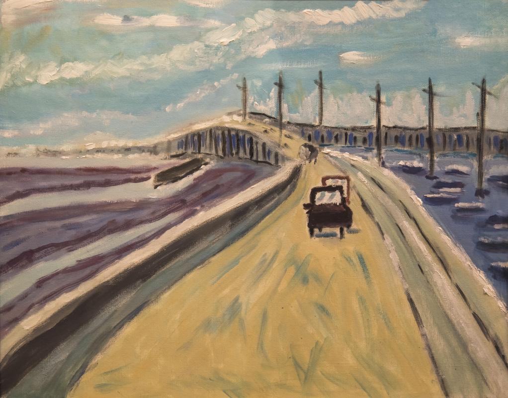 Natalia Alexandrovna Yudintseva. Silence road