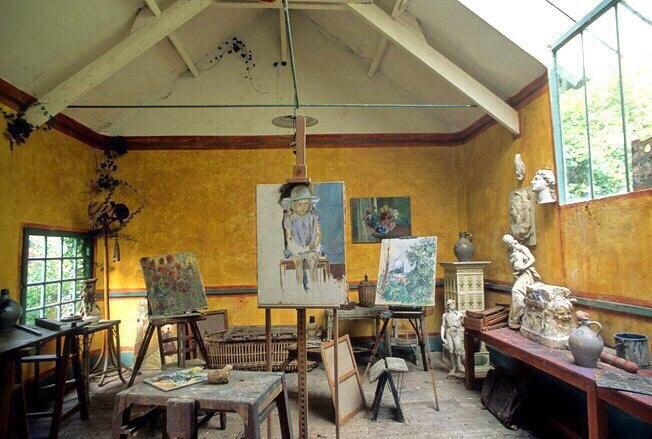 Photos of Claude Monet's house