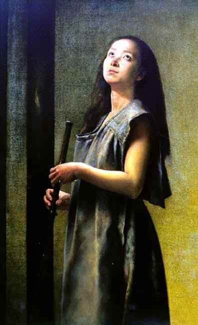 Ван Юкуи. Флейта
