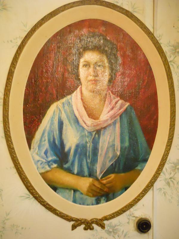 Петр Николаевич Балабанов. Портрет дочери художника