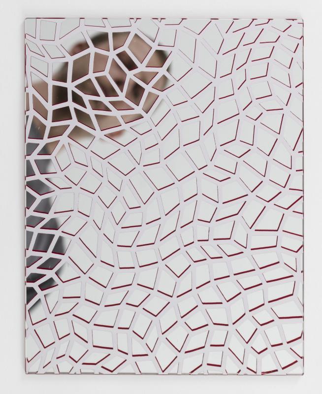 Kusama Yaei. Infinity Nets (for Parkett no. 59)