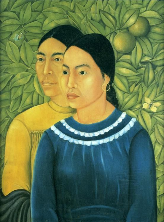 Two women (El Salvador and Erminia)