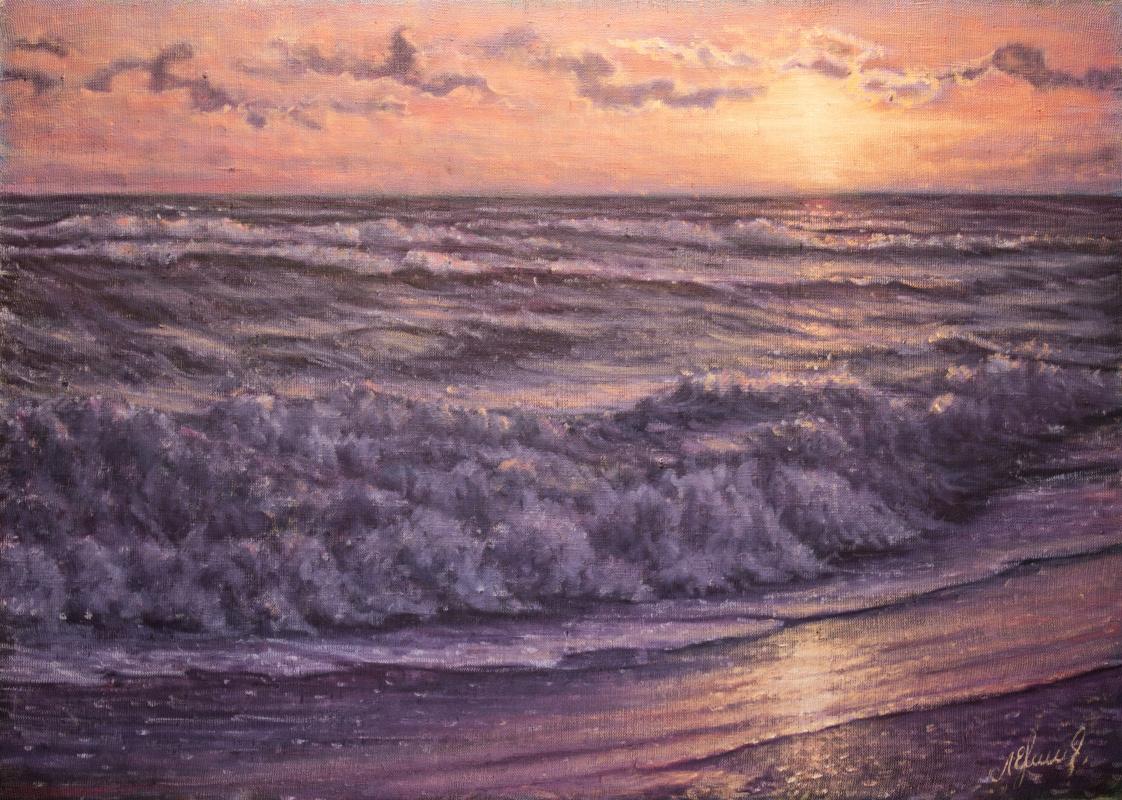 Valery Levchenko. No. 444 Seascape