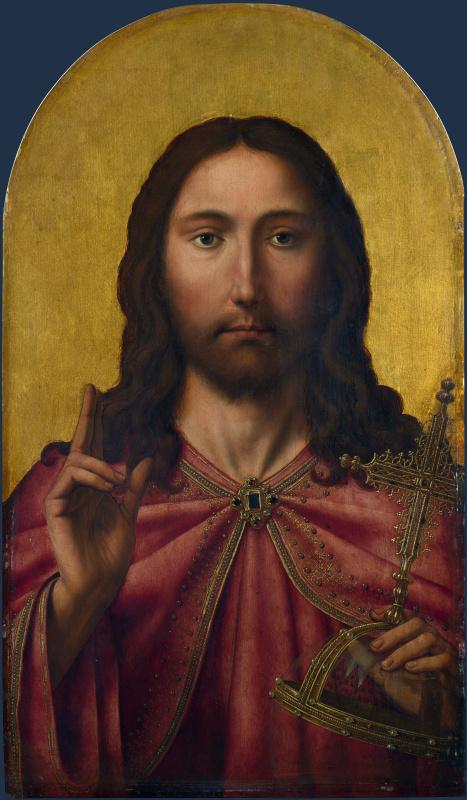 Квинтен Массус После. Христос