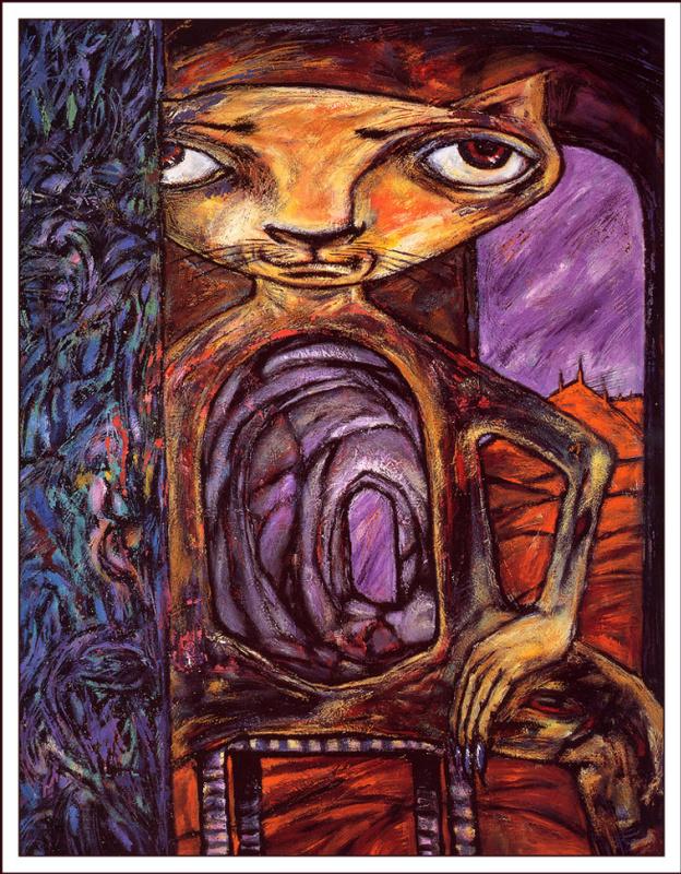 Клайв Баркер. Кот фараона