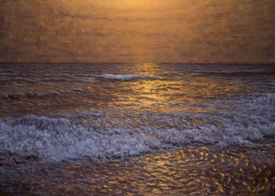 Valery Levchenko. No. 487 Seascape.