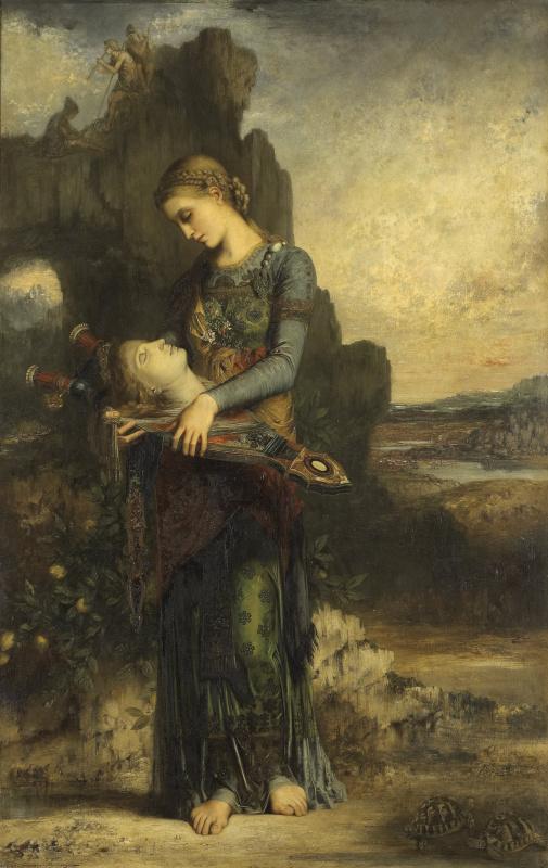 Gustave Moreau. Orpheus