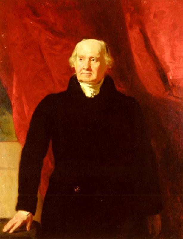 Портрет сэра Джона