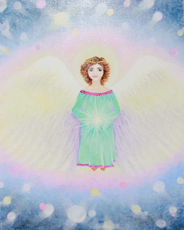 Vera Alexandrovna Kholmogorova. Guardian angel